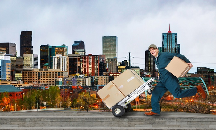 Sunset Deliveries - Denver: $5 for $10 Worth of Package Delivery — Sunset Deliveries