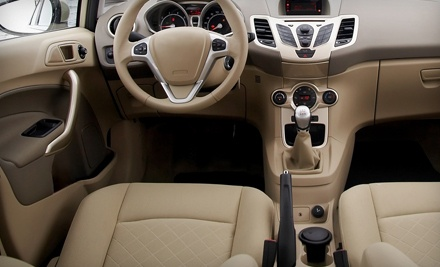 $99 for a Full Interior and Exterior Auto Detail at We'll Clean ($276.15 Value)