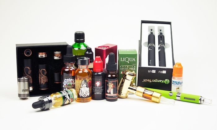 Vulcan Vape - Howell Mill Village (Publix Shopping Center): $14 for $25 Worth of e-Cigarettes and Accessories at Vulcan Vape