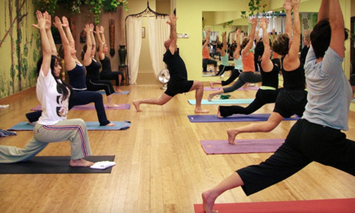 The Studio Yoga - Plano Yoga with Carlos: $25 for 25 Yoga Classes at The Studio Yoga in Plano ($375 Value)