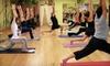 The Studio Yoga - Plano Yoga with Carlos: $25 for 25 Yoga Classes at The Studio Yoga in Plano ($375 Value)