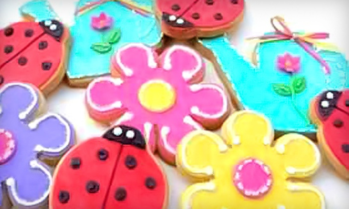 Cutest Cookies - Great Kills: Baked Goods and Coffee, or Custom-Made Cookies at Cutest Cookies (Half Off).