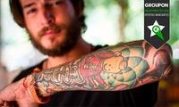 Galeria Bras.Ilha – Asa Sul: 3 opções de crédito para tatuagem