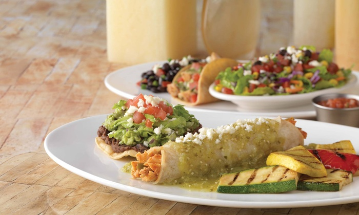 On The Border - Las Vegas: $10 for $20 Worth of Tex-Mex Food at On The Border
