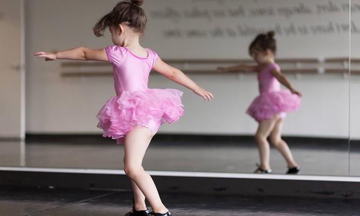 Dance Elite - Martha Lake: Four Dance Classes from Dance Elite (50% Off)