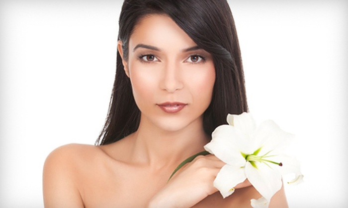 Vivia Center for Cosmetic Therapy - McLean: One, Two, or Three Fraxel Skin-Resurfacing Treatments at Vivia Center for Cosmetic Therapy (Up to 73% Off)