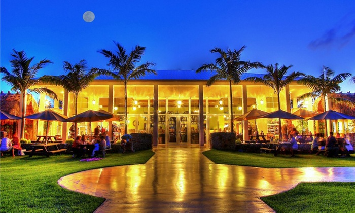 Schnebly Redland's Winery & Miami Brewing Company - Homestead: $29 for a Wine-Tasting Package for Two on a Friday or Saturday at Schnebly Redland's Winery (Up to 52% Off)