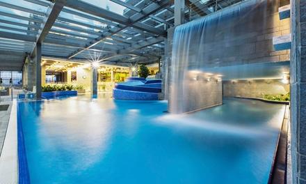 Slovenia: Hotel Park 4*, fino a 3 notti con colazione o mezza pensione, terme, buono spa e casinò per 2 persone