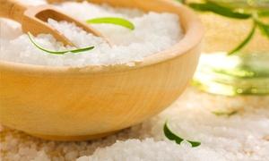 NACL  RESPIRO DI SALE: 3 o 5 ingressi in stanza di sale presso il centro benessere Nacl Respiro di Sale (sconto 75%)