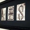 56% Off Custom Framed Name from Frame The Alphabet