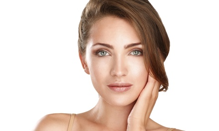 Two or Four Non-Surgical Skin-Tightening Sessions for the Face and Neck at Venuz Med Spa (Up to 78% Off)