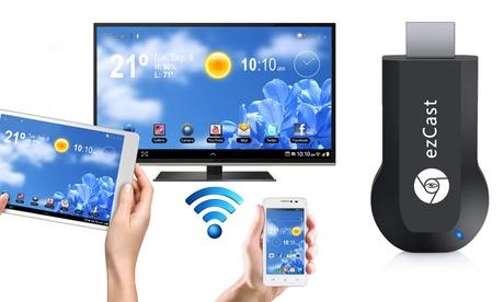 Chiavetta WiFi HDMI ezCast M2 OTA per streaming multimediale su TV HD