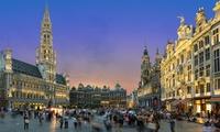Bruxelles : 1 ou 2 nuits avec check-out tardif et petit-déjeuner en option à lhôtel Saint Nicolas 3* pour 2 personnes