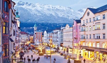 Bus A/R e giornata ai mercatini di Natale di Trento, Rovereto, Bolzano, Merano e Innsbruck per 1 persona