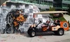 Joyride Knoxville - University of Tennessee: Sightseeing or Bar-Golf Party for Four from Joyride Knoxville (Up to 51% Off)