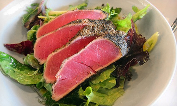 Fresko - Aventura: Global-Style Kosher Dinner on Sunday through Thursday for Two or Four at Fresko (Up to 53% Off)