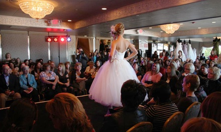 Admission for Two or Four to the Pittsburgh Bridal Showcase on March 20, 2016 (Up to 52% Off)