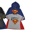 Batman Vs Superman Toddlers' Hoodie, T-Shirt, and Cape Set