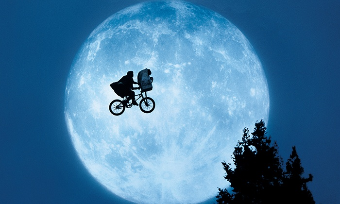 """San Antonio Symphony Presents """"E.T. The Extra Terrestrial"""" - Majestic Theatre San Antonio: San Antonio Symphony's """"E.T. The Extra-Terrestrial"""" at Majestic Theatre on September 11 or 12 (Up to 52% Off)"""