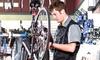 Serwis i przegląd roweru
