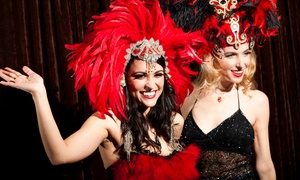 Burlesque at the Opera House: Burlesque at the Opera House on Saturday, April 30, at 10 p.m.
