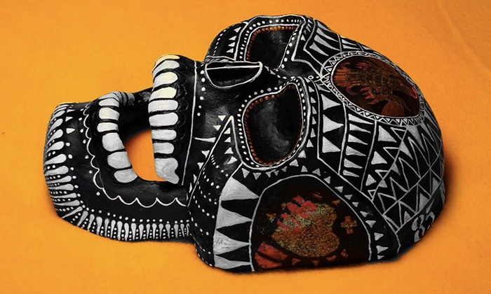 Day of the Dead Mask-Making Class - San Francisco: Craft an Authentic Day of the Dead Mask with an Acclaimed Artist