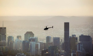 V² Helicopters: $299 for Introductory Helicopter Flight at V² Helicopters, Archerfield (Up to $499 Value)