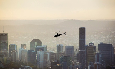 $299 for Introductory Helicopter Flight at V² Helicopters, Archerfield Up to $499 Value