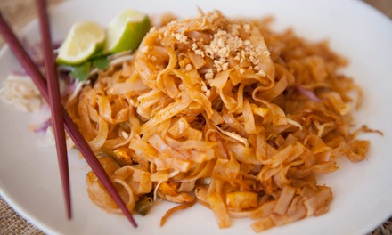 Thai Food at Boon Thai Erawan (Up to 50% Off). Two Options Available.