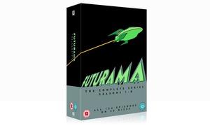 Futurama DVD Box Set (Seasons 1-8)
