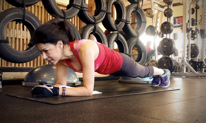 The Fitness Loft - Manhasset: 5 or 10 Body Transformation Boot Camp Classes at The Fitness Loft (Up to 83% Off)