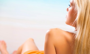 Changes Hair Designs: One or Three Airbrush Tanning Sessions at Changes Hair Designs (Up to 59% Off)