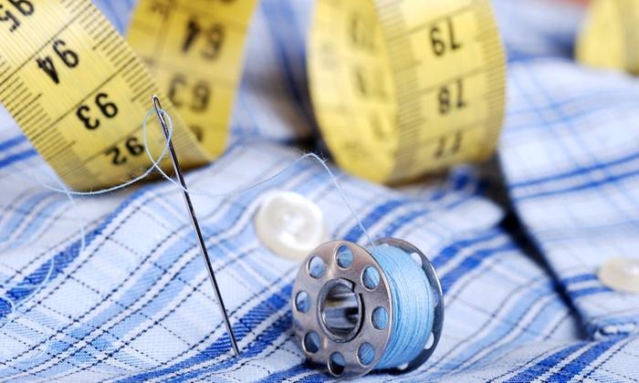Taglia e Cuci - TAGLIA E CUCI (ROMA): Una o 2 camicie su misura per uomo in zona Trieste da 49 €
