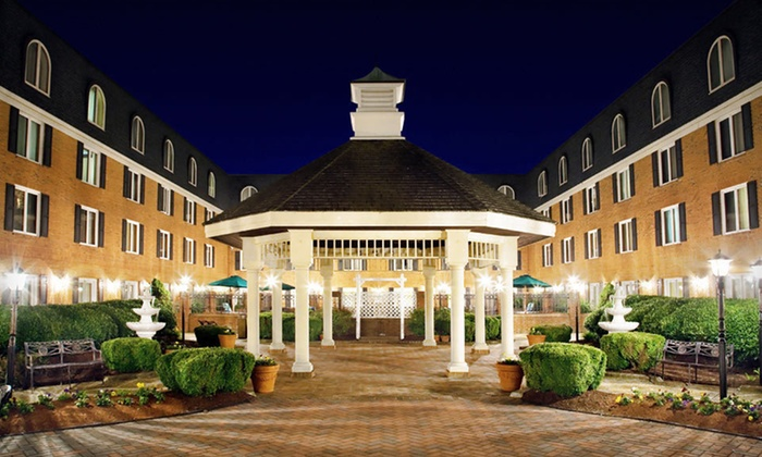 null - Wilmington-Newark: One-Night Stay at Hilton Christiana in Newark, DE