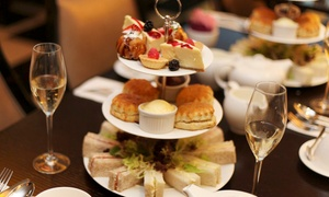 The Greenwich Hotel: Afternoon Tea for Two with Optional Champagne at The Greenwich Hotel (Up to 48% Off)