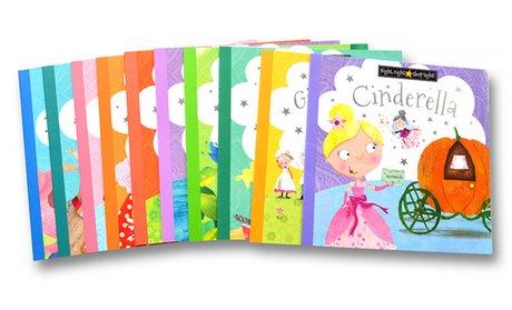 Giant Children's Bedtime Stories (10-Pack)