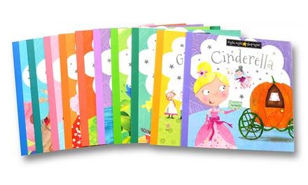 10-Pack of Giant Children's Bedtime Stories