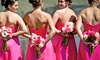 Glamour Floral Creations - Pinecrest: Flowers or a Bridal Package at Glamour Floral Creations (Up to 53% Off). Three Options Available.