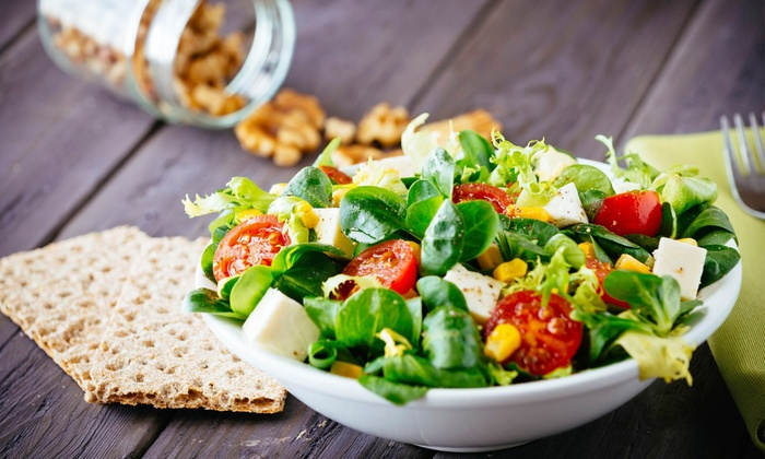 Gluten-Free Salad Class - Aunt V's Café: Make Gluten-Free Salads, Dressings, and Sides with a Pro Chef