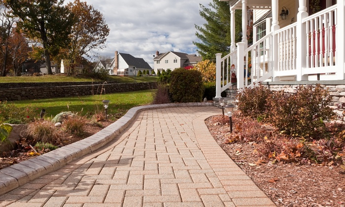 Perfect CURB, LLC - Hartford: Decorative Edging, Flowerbed Installation, or Walkway/Patio Installation from Perfect CURB, LLC (Up to 80% Off)