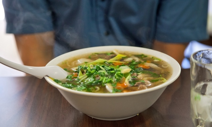 Turtle Tower - Multiple Locations: Vietnamese Meal for Two at Turtle Tower (Up to 27% Off)