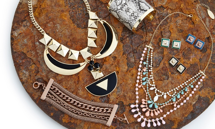 Adia Kibur : Adia Kibur Women's Statement Jewelry from $15. Multiple Styles Available. Free Shipping and Returns.