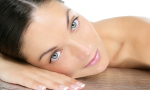 Grace's Total Wellness: One, Two, or Six Facial Skin-Tightening Treatments at Grace's Total Wellness (Up to 59% Off)