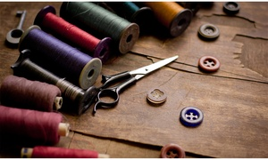 Sue's Tailor and Alteration: One or Two Hours of Tailoring Service at Sue's Tailor and Alteration (Up to 51% Off)
