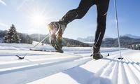 Ski-Langlaufkurs über 1 oder 2 Tage für ein oder zwei Personen bei outside1st (bis zu 46% sparen*)