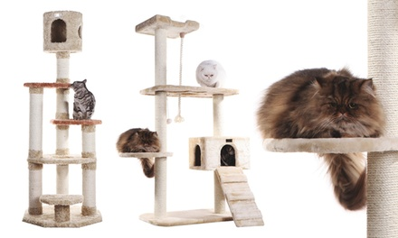 Amarkat Cat Trees and Pet Steps from $39.99–$129.99