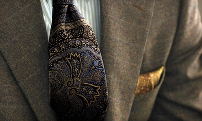 The Cambridge Shop - Vestavia Hills: Menswear and Accessories at The Cambridge Shop (60% Off). Two Options Available.