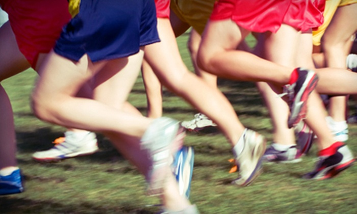 Move Forward 5K/10K - Regis: Entry in the Move Forward 5K/10K on Saturday, September 28 (Up to 52% Off)