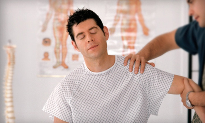 Angrist Chiropractic & Wellness Care - Clinton: $25 for a Chiropractic-Wellness Package at Angrist Chiropractic & Wellness Care ($175 Value)