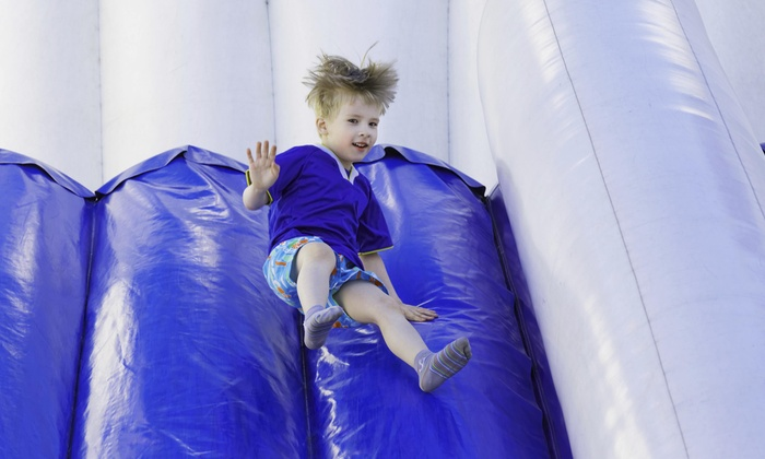 Fun City Party - Norwalk-La Mirada: Up to 53% Off Open Play Sessions  at Fun City Party